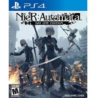 Gry na PS4, NieR Automata (PS4)