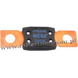 Bezpiecznik samochodowy MEGA 200A Littelfuse