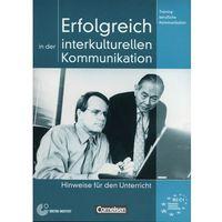 Książki do nauki języka, Erfolgreich in der interkulturellen Kommunikation (opr. miękka)