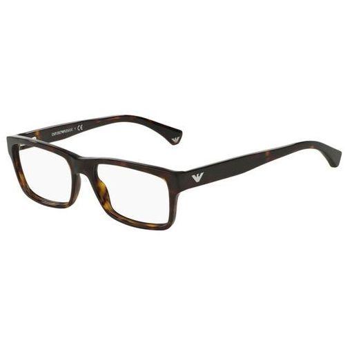 Okulary korekcyjne, Okulary Korekcyjne Emporio Armani EA3050 5026