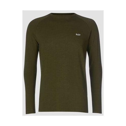 Pozostała odzież sportowa, MP Men's Performance Long-Sleeve Top - Army Green Marl - XXXL