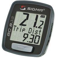 Liczniki rowerowe, SIGMA SPORT BC 8.12 - licznik rowerowy