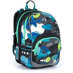 Plecak szkolny z oryginalnym wzorem Topgal KIMI 21021 B