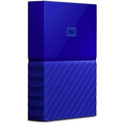 """Dysk Western Digital WDBYFT0040BBL - pojemność: 4 TB, USB: 3.0, 2.5"""""""