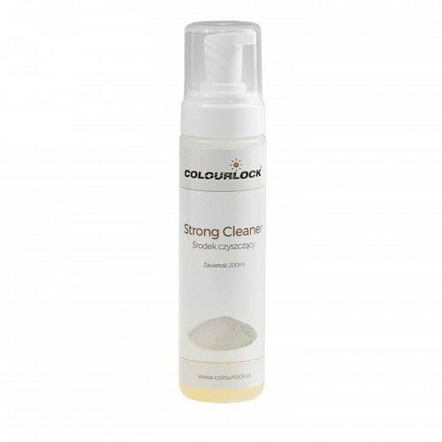 Środki do czyszczenia tapicerki samochodowe, Colourlock Strong Cleaner mocny środek czyszczący do skóry 200ml - 200ml