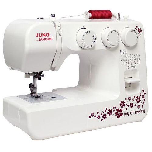 Maszyny do szycia, Janome E1019