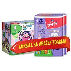 BELLA 10szt Happy 60x60cm Podkłady higieniczne dla dzieci