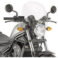 Pozostałe akcesoria do motocykli, GIVI AL1160A MOCOWANIE SZYBY HONDA CMX 500 Rebel