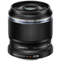 Obiektywy do aparatów, Obiektyw OLYMPUS M.ZUIKO DIGITAL ED 30mm 1:3.5 Macro