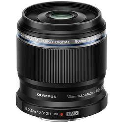 Obiektyw OLYMPUS M.ZUIKO DIGITAL ED 30mm 1:3.5 Macro