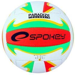 Piłka siatkowa Spokey Paradize czerwono/zielona/żółta/biała