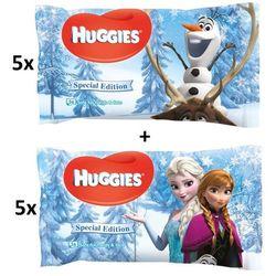 Huggies Chusteczki nawilżane Natural Care Frozen 10x56 szt. - BEZPŁATNY ODBIÓR: WROCŁAW!