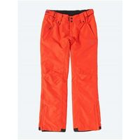 Odzież do sportów zimowych, spodnie BENCH - Democrat Dark Orange Marl (OR036X)
