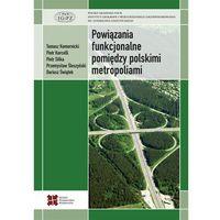 Biblioteka biznesu, Powiązania funkcjonalne pomiędzy polskimi metropoliami (opr. twarda)