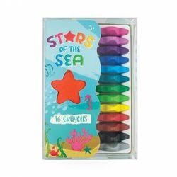 OOLY Kredki Gwiazdy Oceanu. 16 kredek.