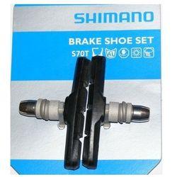 Shimano M70T - Klocki hamulcowe V-brake