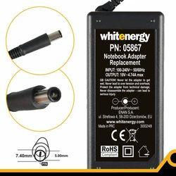 Whitenergy zasilacz 19V 4.74A wtyczka 7.4 x 5.0 mm + pin HP Compaq