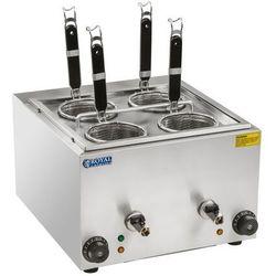 Urządzenie do gotowania makaronu, makaroniarka RCNK-4