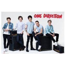 One Direction Głośniki - plakat