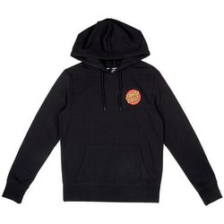 bluza SANTA CRUZ - Classic Dot Hood Black (BLACK) rozmiar: 6