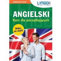 Książki dla dzieci, Angielski kurs dla początkujących książka +cdmp3 (opr. miękka)