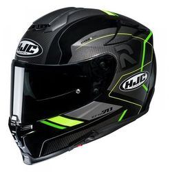HJC KASK INTEGRALNY R-PHA-70 COPTIC BLACK/YELLOW