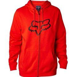 bluza FOX - Legacy Foxhead Zip Fleece Flame Orange (122) rozmiar: M
