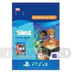 The Sims 4 Kraina Magii (PS4)