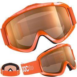 Gogle narciarskie POC POCito IRIS pomarańczowe
