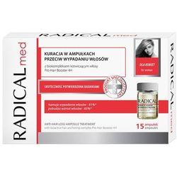 Radical Med Kuracja w ampułkach przeciw wypadaniu włosów dla kobiet/15 x 5ml
