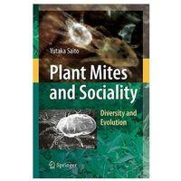 Książki do nauki języka, Plant Mites and Sociality (opr. twarda)