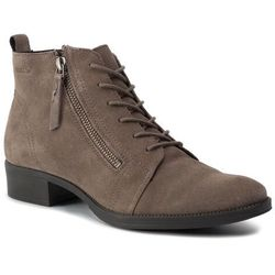 Botki GEOX - D Laceyin D D94BFD 00022 C6004 Chestnut