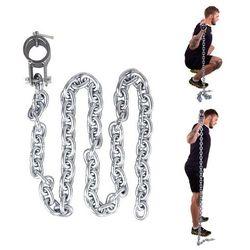 Łańcuch treningowy na gryf inSPORTline Chainbos 15 kg