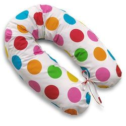 MAMO-TATO Poduszka dla kobiet w ciąży Kule lato