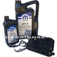 Filtry oleju do skrzyni biegów, Filtr olej MOPAR ATF+4 skrzyni biegów 42RLE Dodge Durango 2005-