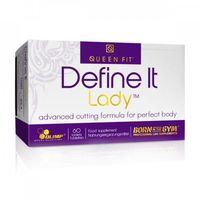 Redukcja tkanki tłuszczowej, Queen Fit Define it Lady 60 tabl