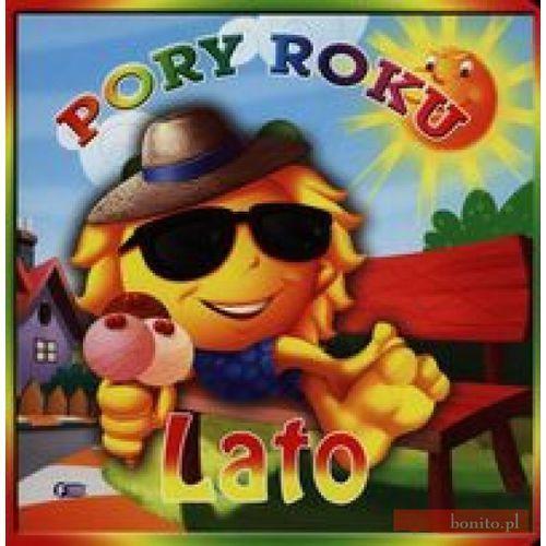 Książki dla dzieci, PORY ROKU LATO TW (opr. kartonowa)