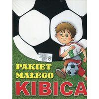 Książki dla dzieci, Pakiet małego kibica (opr. kartonowa)