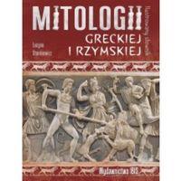 Słowniki, encyklopedie, Ilustrowany słownik mitologii greckiej i rzymskiej - (opr. twarda)