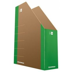 Pojemnik na dokumenty DONAU Life, karton, A4, zielony