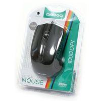 Myszy komputerowe, Mysz OMEGA OM-05R Czarny