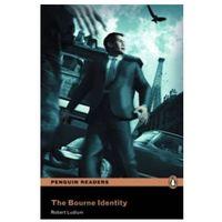 Książki do nauki języka, Bourne Identity /CD gratis/ (opr. twarda)