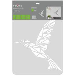 Szablon Colours XXL humming-bird nr 95