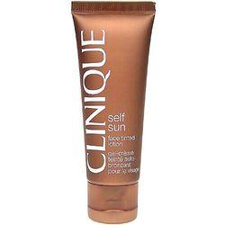 Clinique Self Sun Face Tinted Lotion samoopalacz 50 ml dla kobiet