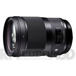 Sigma 40mm f/1.4 A HSM DG (Nikon)