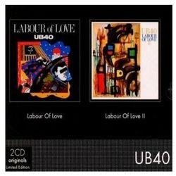 Labour Of Love I + Labour Of Love II - Ub 40