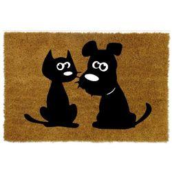Wycieraczka Kot i Pies