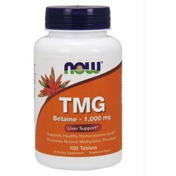 Now Foods TMG 1000mg - 100 tabletek