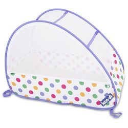 Łóżeczko turystyczne Koo-di Pop Up Bubble Cot - Pastel Polka KD111/12A