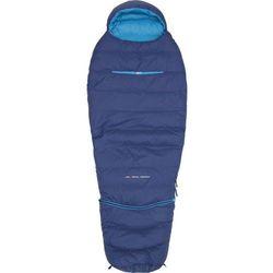 Yeti Tension Junior Sleeping Bag 130-160 Kids, royal blue/methyl blue Left 2019 Śpiwory Przy złożeniu zamówienia do godziny 16 ( od Pon. do Pt., wszystkie metody płatności z wyjątkiem przelewu bankowego), wysyłka odbędzie się tego samego dnia.